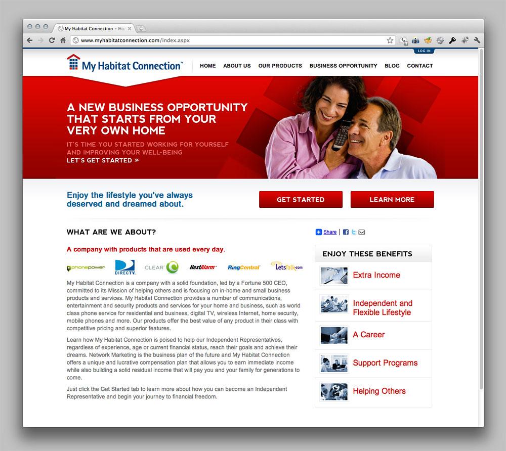 MHC website